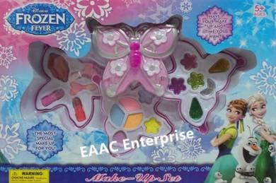 Frozen Washable Beauty Make Up Set Cosmetic Set