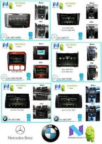 Dynavin menz benz w220 mc2000 w209 android player
