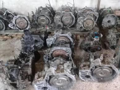 Nissan Serena Gearbox