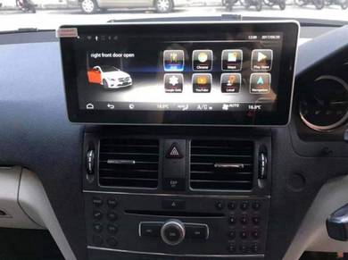 Dynavin menz benz w205 android mirror link player