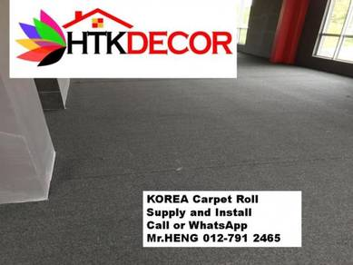 Carpet Roll for varied environments 132QR