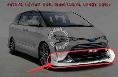 Toyota Estima 2016 ACR50 Modellista Bodykit Front