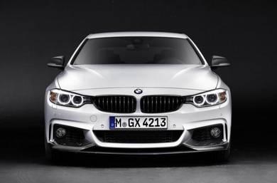 BMW F32 4series carbon fiber diffuser