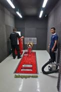 Dyno jet testing sound proof soundproof install