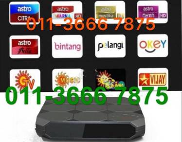 CLASS mySTRO ALL tv box hd Android plus iptv