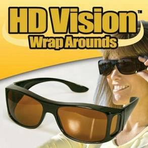 HD Wrap Around Glasses - Anti Silau (1)