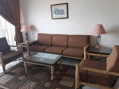 MAHKOTA HOTEL CONDO (3 Bedroom ) (1280 sf) RM 390,000