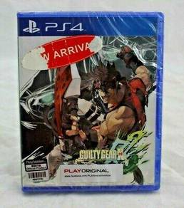 NEW AND SEALED PS4 Game Guilty Gear Xrd Rev 2