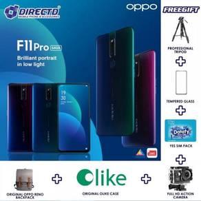 OPPO F11 PRO (2 kamera BLKG 48MP + 5MP) MYset