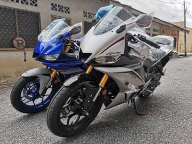 2020 Yamaha R25 r25 Low D/P & Stok Ready Now