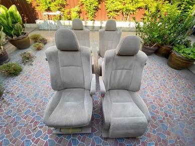 Toyota Alphard 20 Seat
