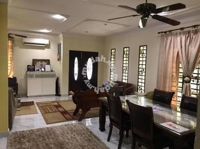 BEST PRICE IN TOWN FULLY FURNISHED 2 Sty Semi D Bandar Laguna Merbok