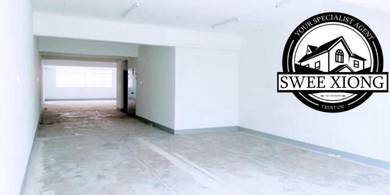 2ND SECOND FLOOR OFFICE SHOP LOT 1600SF opposite GOLDEN TRIANGLE CHEAP