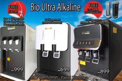 Water Filter Penapis Air Bio ULTRA cooler 3inTeam