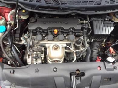 JDM Halfcut Honda Civic FD1 SNA R18A Auto