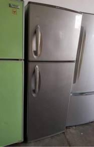 Elba fridge 2 doors Peti Sejuk Ais Refrigerator