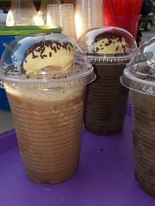 Serbuk Ice Blended & Milk Shake