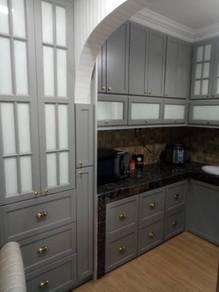 Wardrobe,kitchen,tv cabinet ;hillpark,puncak alam