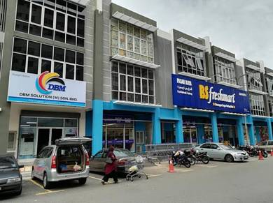 New Shop Office Desa Mentari, Bandar Sunway