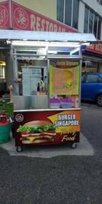 Stall burger