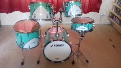 Sonor 5 Pce Select Force Shell Pack Drums
