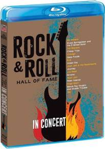 The Rock & Roll Hall of Fame In Concert Blu-Ray 2D