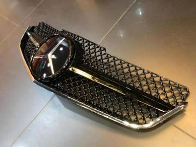 Mercedes Benz w207 Coupe Grill W207 grille