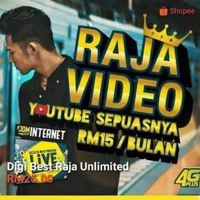 Digi Best Raja Unlimited