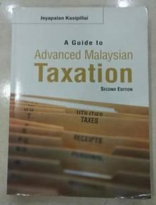 Buku Terpakai : A Guide to Advanced Malaysian Taxa