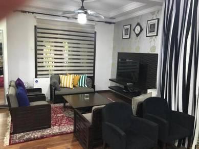 Sri Mahligai Townhouse section 9 shah alam