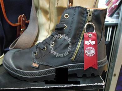 Alpha Industries boots shoes Palladium