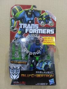 Transformers Fall of Cybertron Onslaught Hasbro