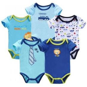 Baby Boys, Girls Clothing (5pcs in a pack)