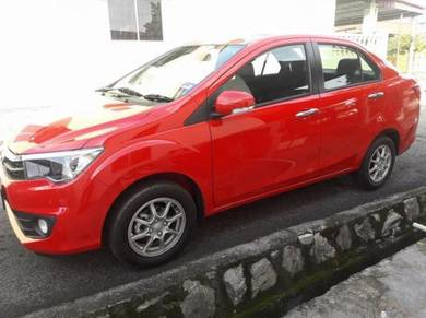 Perodua Bezza for rent