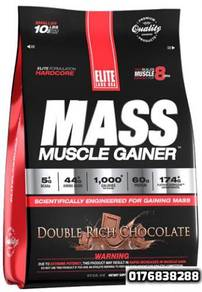 ELITE LABS USA MASS MUSCLE GAINER 10 Lbs Protein
