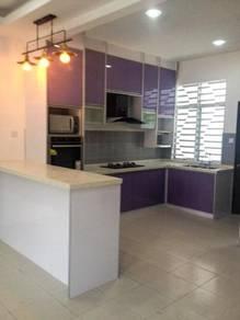 Wardrobe n kitchen; klang,shah alam,jln kebun 5
