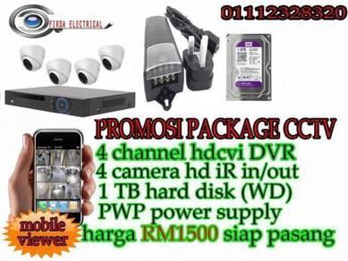 Promosi DAHUA CCTV GOOD QUALITY - firda 1-f4[