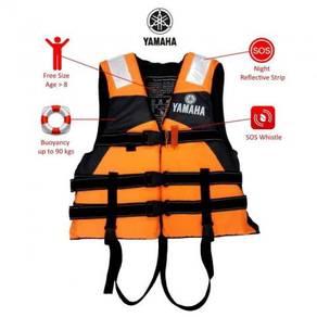 Yamaha life jacket / jaket keselamatan 08