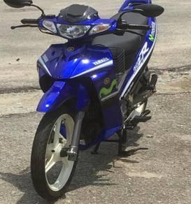 Yamaha model Y125ZR