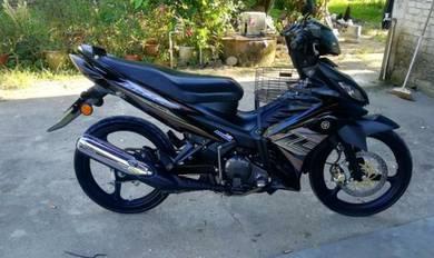 Yamaha lc 135lc