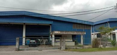 Warehouse for sale at kulim