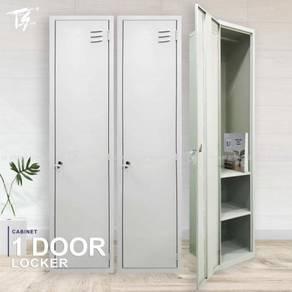 1 Drawer High 382x382x1828mm Cabinet
