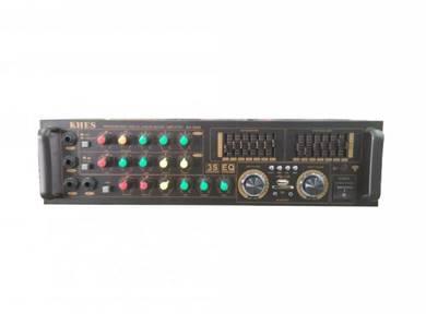 KHES KH-3308 karaoke mixer amplifier