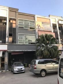 3 storey shop plaza puchong mesra bandar kinrara