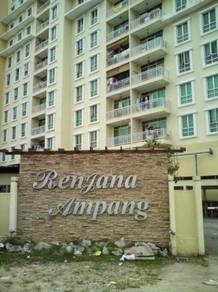 Sdg Mencari Tuan Punya Renjana Condo, Ampang