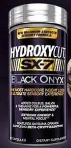 Hydroxycut sx7 black onyx