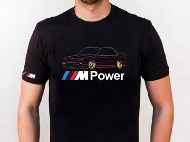 Tshirt Baju BMW B7 TSV Siap Pos Laju