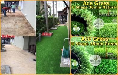 BIG PROMO Artificial Grass / Rumput Tiruan 08