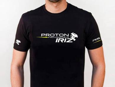 Tshirt Baju PROTON IRIZ P20 TSV Siap Pos Laju