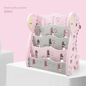 Kids Bookcase Pink or Green (PT 1020 P/G)
